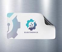 Refrigerator Magnet Business Card