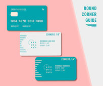 Round Corner Business Card Guide