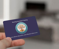 Silky Smooth Business Card