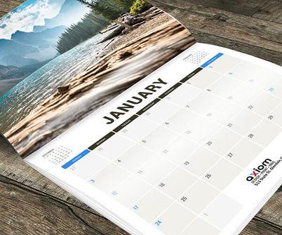 Calendar Printing Los Angeles
