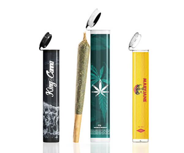Pre Roll Joint Labels